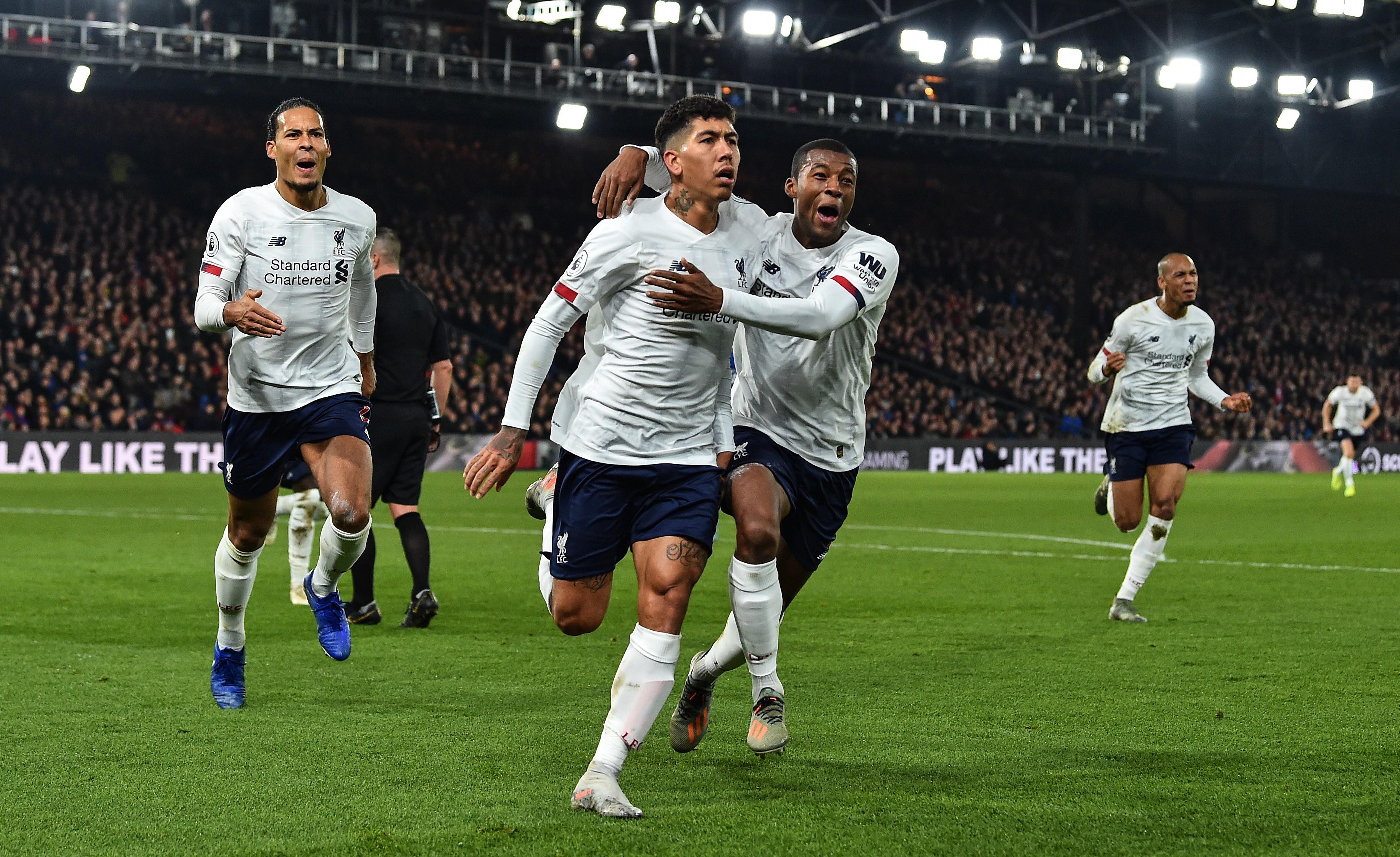 Roberto Firmino | Liverpool - Crystal Palace