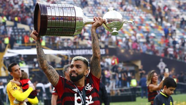 Gabigol eroe della Copa Libertadores! Con 2 gol in 3' ribalta il River. Flamengo in festa