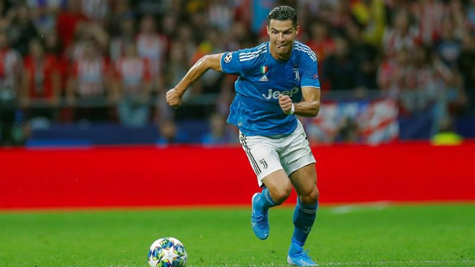 Cristiano, con ganas de reivindicarse - Champions League 2019-2020 - Fútbol - Eurosport