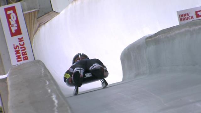 Wereldbeker Innsbruck   Muller de snelste na sublieme tweede run