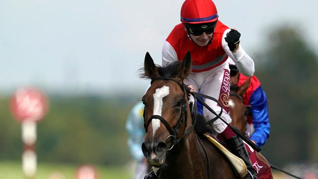 Oisin Murphy guides Suave Richard to Japan Cup success