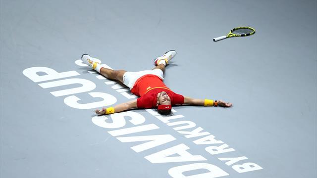Gense Nadals afgørende højdepunkter fra sæsonen her