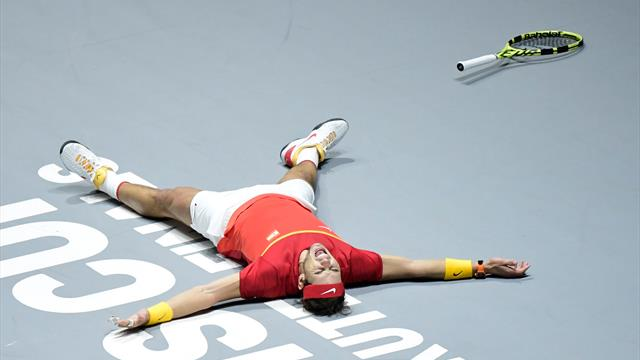 As it happened: Nadal leads Spain to Davis Cup glory against Canada