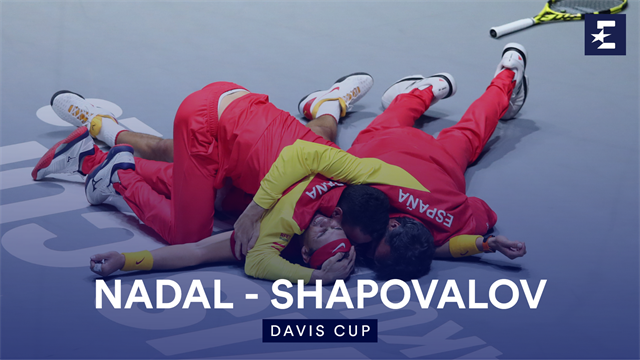 Highlights: Nadal completes perfect Davis Cup with final win