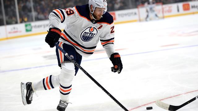 Oilers-Sieg: Draisaitl bereitet Führung vor und vergibt Penalty