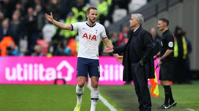Kane pourrait manquer l'Euro selon Mourinho