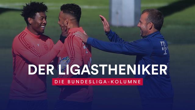 Bayern-Spieler wollen Flick: Hansi kann Headcoach