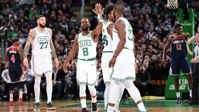 Beklenenin üzerinde: Boston Celtics