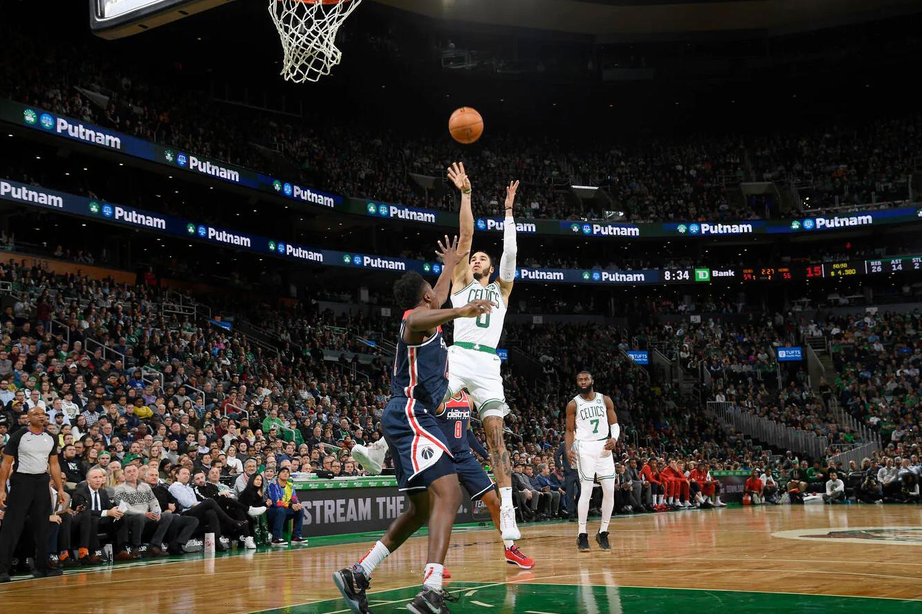 Jayson Tatum | Boston Celtics