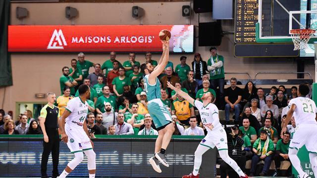 Pau-Lacq-Orthez : fin de saison pour Nicolas De Jong