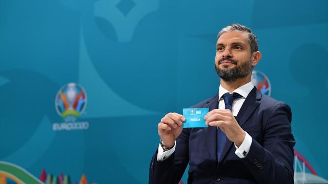 Сорокин: «Продолжаем готовиться к Евро-2020. Правообладателем турнира является УЕФА»