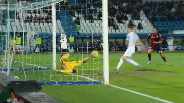 Ionuț Radu, una din paradele sezonului în Serie A. Reacția celor de la Gazzetta dello Sport
