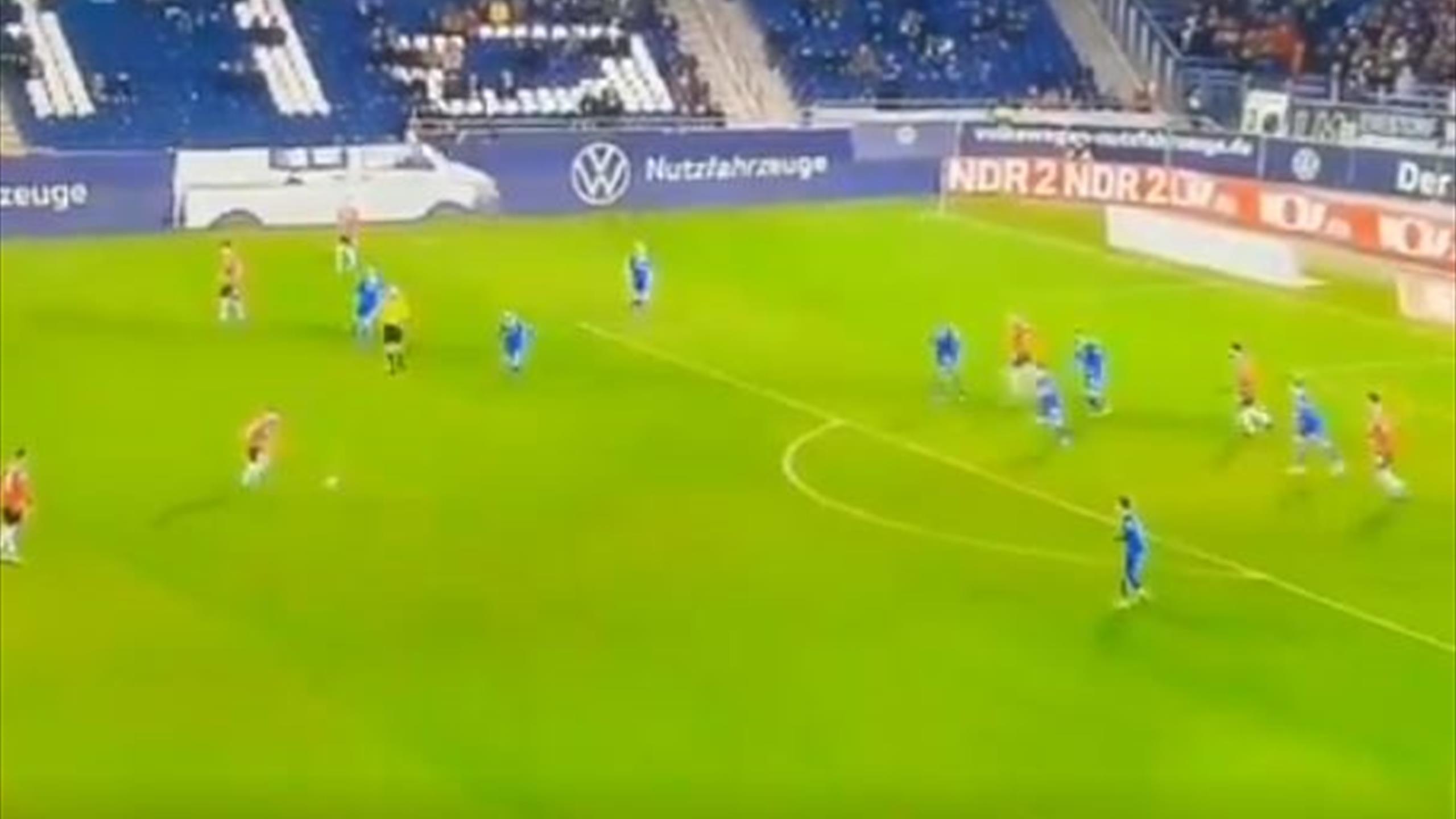 Чемпионат гемании 2- knuf по футболу