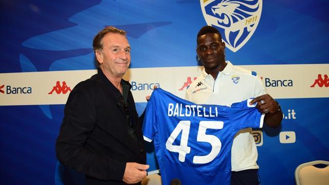 """Patronul Bresciei, declarație cu tentă rasistă despre Balotelli: """"Este negru, trebuie să-și revină"""""""