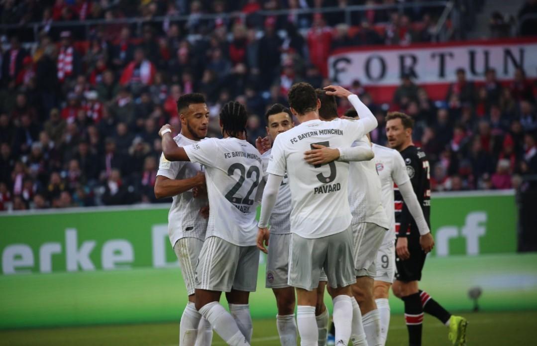 Düsseldorf vs Bayern Münih | Bundesliga