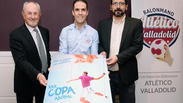 Valladolid acogerá doce años después una edición de la Copa Asobal