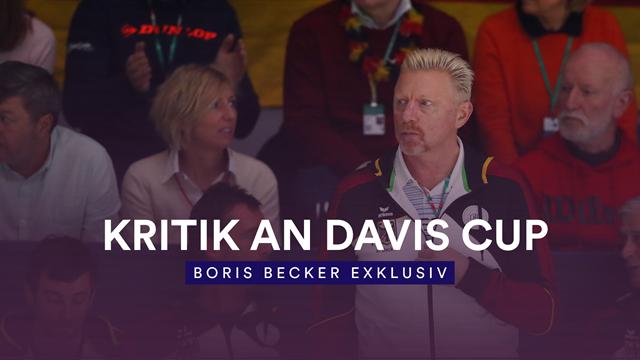 """Becker: """"Das ist nicht fair für die anderen Mannschaften"""""""