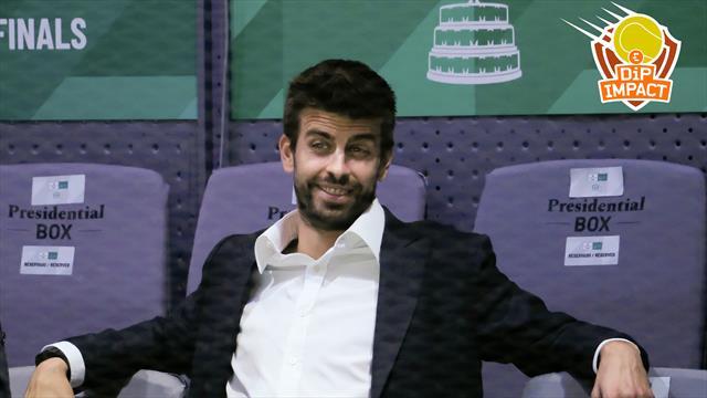 """""""Etendre la Coupe Davis sur 15 jours est impossible sans entente avec l'ATP"""""""