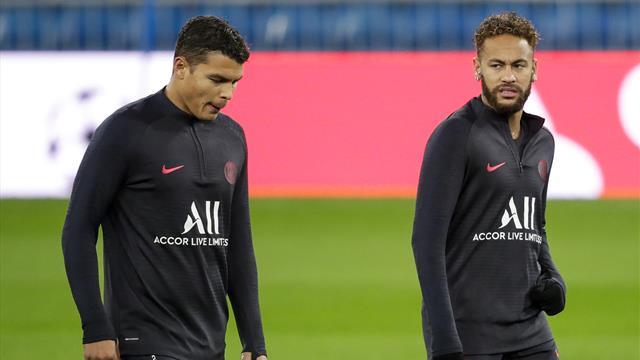 Pour éviter le confinement en France, Neymar et Thiago Silva rentrent au Brésil