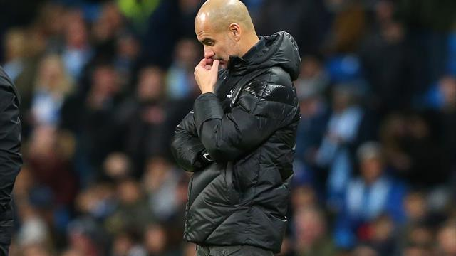Manchester City top group despite Shakhtar draw