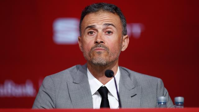 Robert Moreno was 'disloyal', says returning Spain boss Luis Enrique