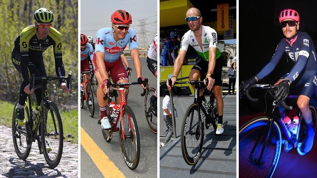 Blazin' Saddles: Adieu – Cummings, Kittel and the top riders bidding the sport farewell