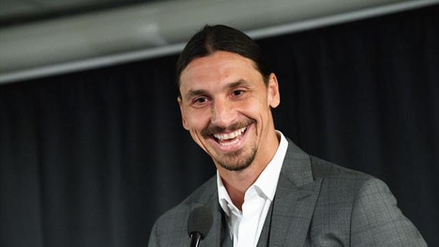 Ibrahimovic: I'll see you in Italy soon