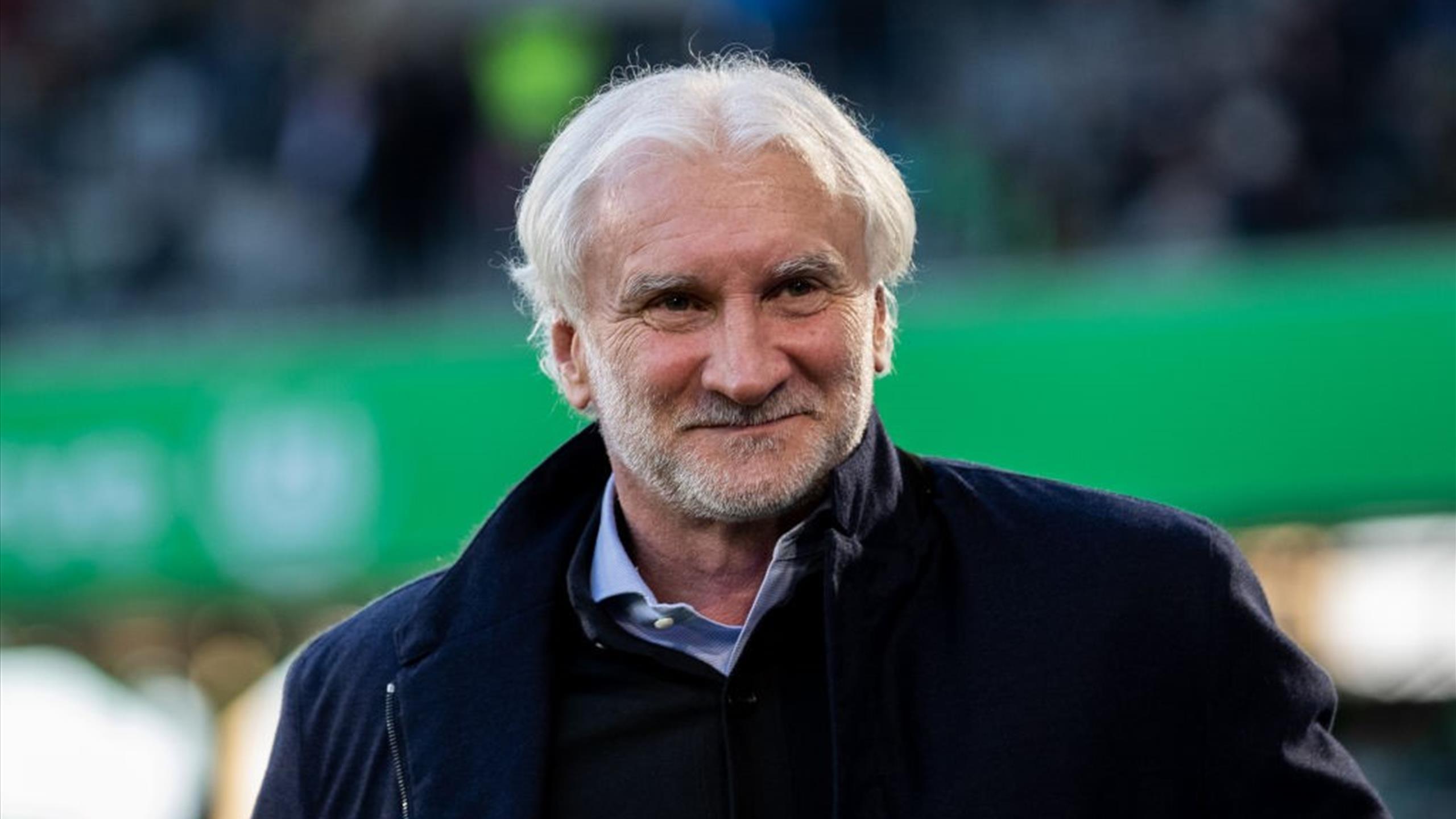 Rudi Völler Bryan Völler