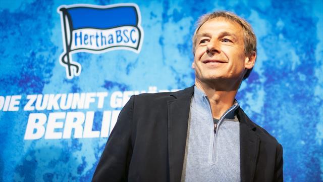 Das war's endgültig! Kein Klinsmann-Comeback im Hertha-Aufsichtsrat