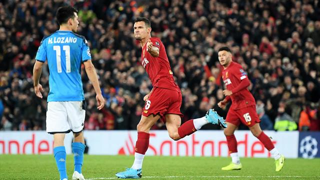 Disappointing Liverpool forced to wait for qualification after draw with Napoli