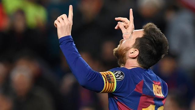 Barcelona'da 700 maç