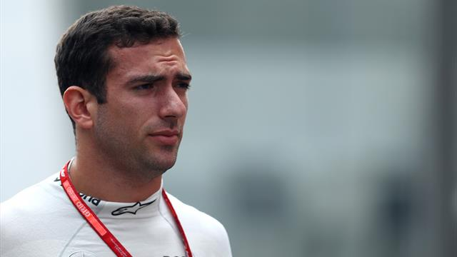 Formule 1: Nicholas Latifi remplace Robert Kubica chez Williams