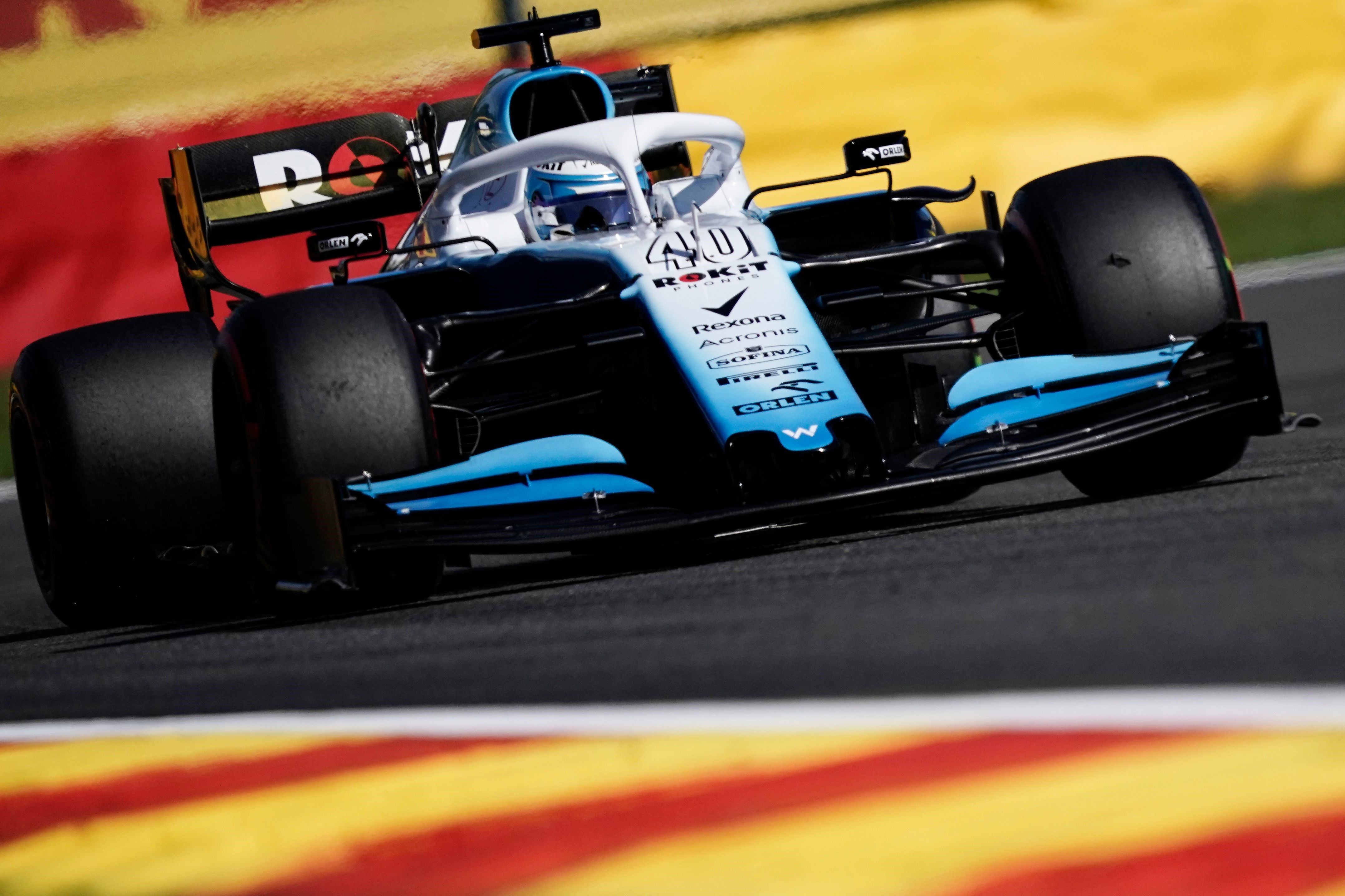 Williams mise sur le Canadien Latifi