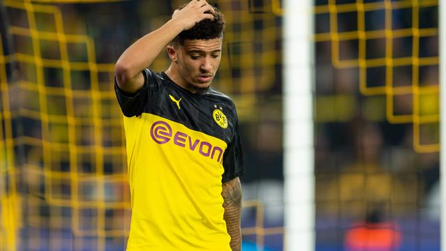 'Out-of-favour' Sancho to be dumped by Dortmund in January - Paper Round