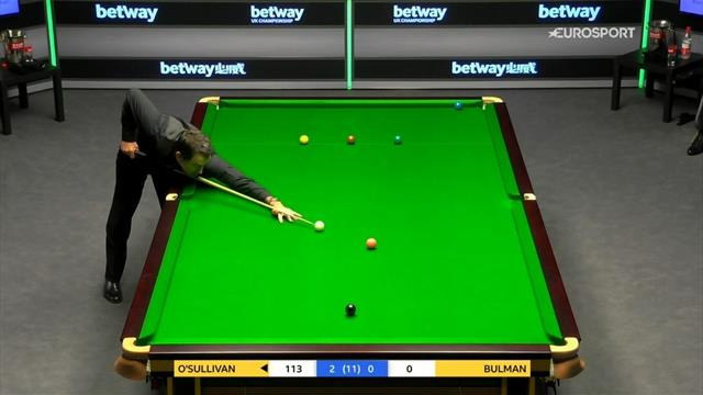 O'Sullivan snubs 147 chance with pink, fans can't believe it