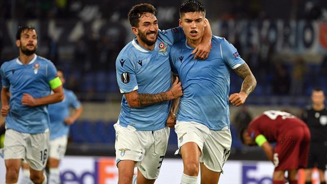 La Lazio è ancora viva: Correa stende il Cluj, si decide tutto all'ultimo turno