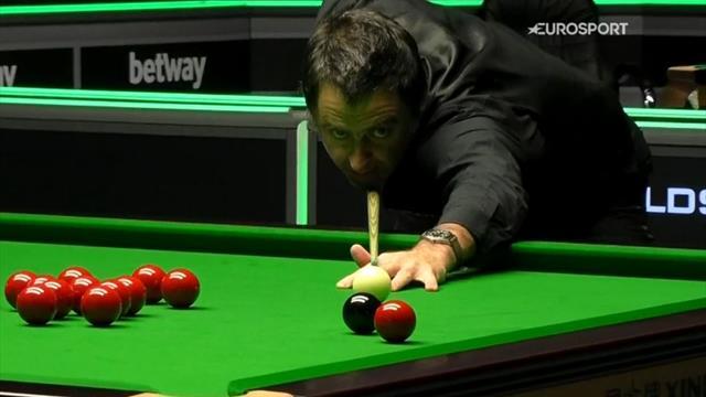 O'Sullivan shuns 147 opportunity in rapid whitewash at UK Championship