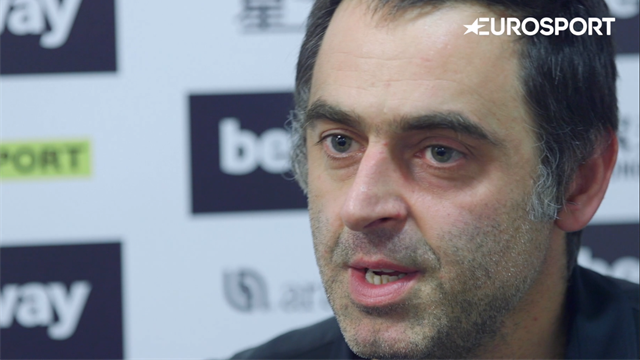 'I don't tend to be friendly with my fans' - O'Sullivan