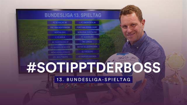 #SotipptderBoss: Gladbach erobert die Spitze zurück