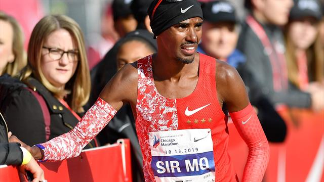 Farah returning to track for Tokyo 2020
