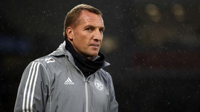 Leicester should be 'worried' after Brendan Rodgers comments fuel Arsenal manager rumours