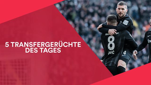 Ex-Eintracht-Duo Rebic und Jovic bald wieder vereint?