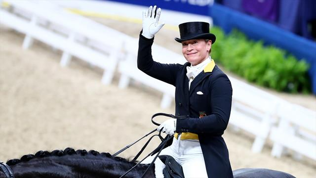 Stockholm hosts the Top 10 of dressage riders