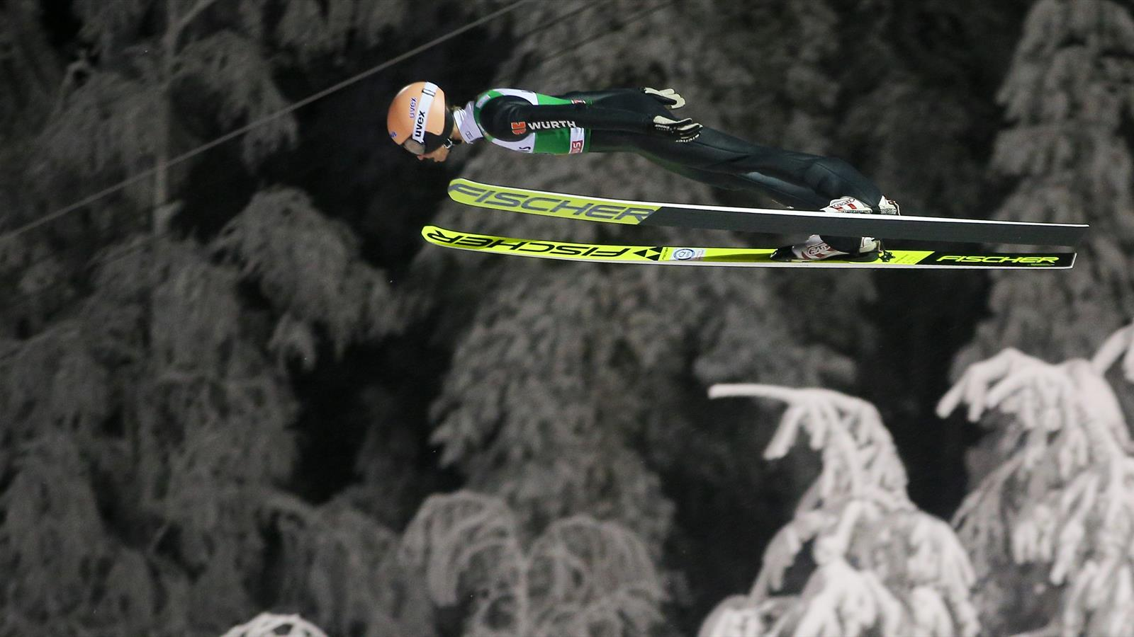 Weltrangliste Skispringen