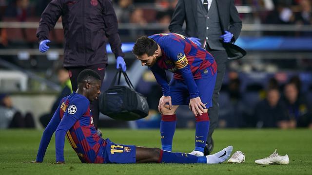 """""""Tsunami"""", """"Chaos FC"""", """"Messi contre Abidal"""" : la presse tire sur l'ambulance Barça"""