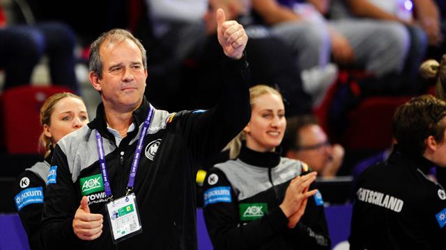 Vor WM-Start: DHB verlängert mit Frauen-Bundestrainer Groener