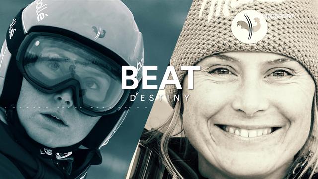 Beat Destiny: The remarkable journey of skiing superstar Tessa Worley
