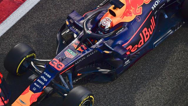 Verstappen precede le Mercedes nelle terze libere, le Ferrari si nascondono con le gomme medie