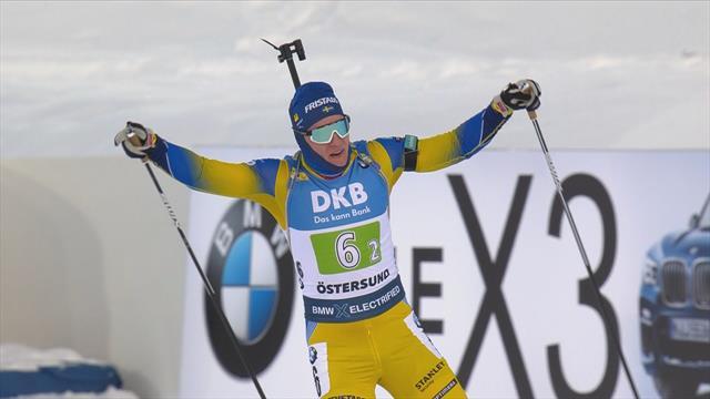 L'Allemagne a fini par craquer et la Suède en a profité : le résumé du relais mixte simple