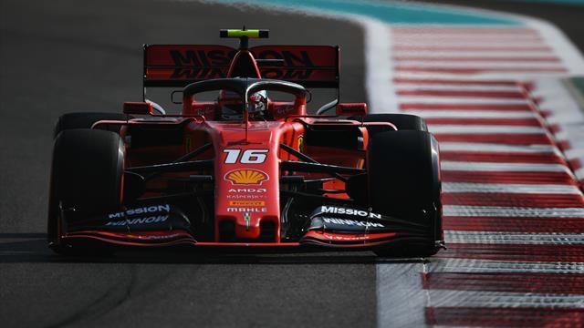 La FIA ouvre une enquête sur la Ferrari de Leclerc